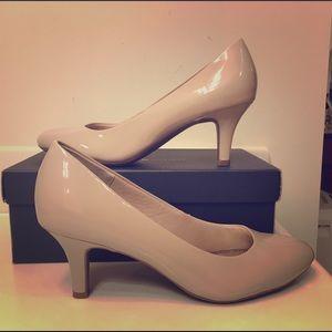 Life Stride Shoes Nude Pumps Comfortable Low Heel Poshmark